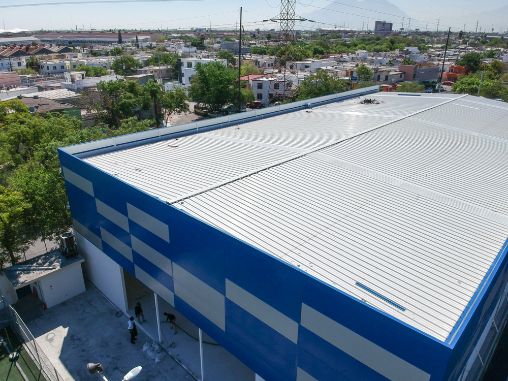 Industrial Roofing Services, J&K Building Services